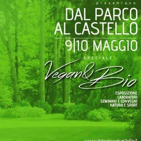 "BIOWEGAN WE PROTAGONISTA DELL'EVENTO ""DAL PARCO AL CASTELLO"""