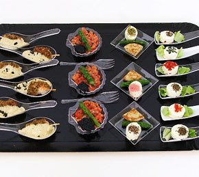 FINGER FOOD: IDEE DI TENDENZA PER APERITIVI E BUFFET