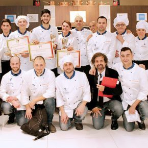 Francesco Gigliano è il Best Italian Show Cooking Chef 2018